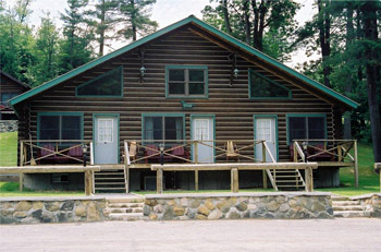 Multi Unit Log Cabins