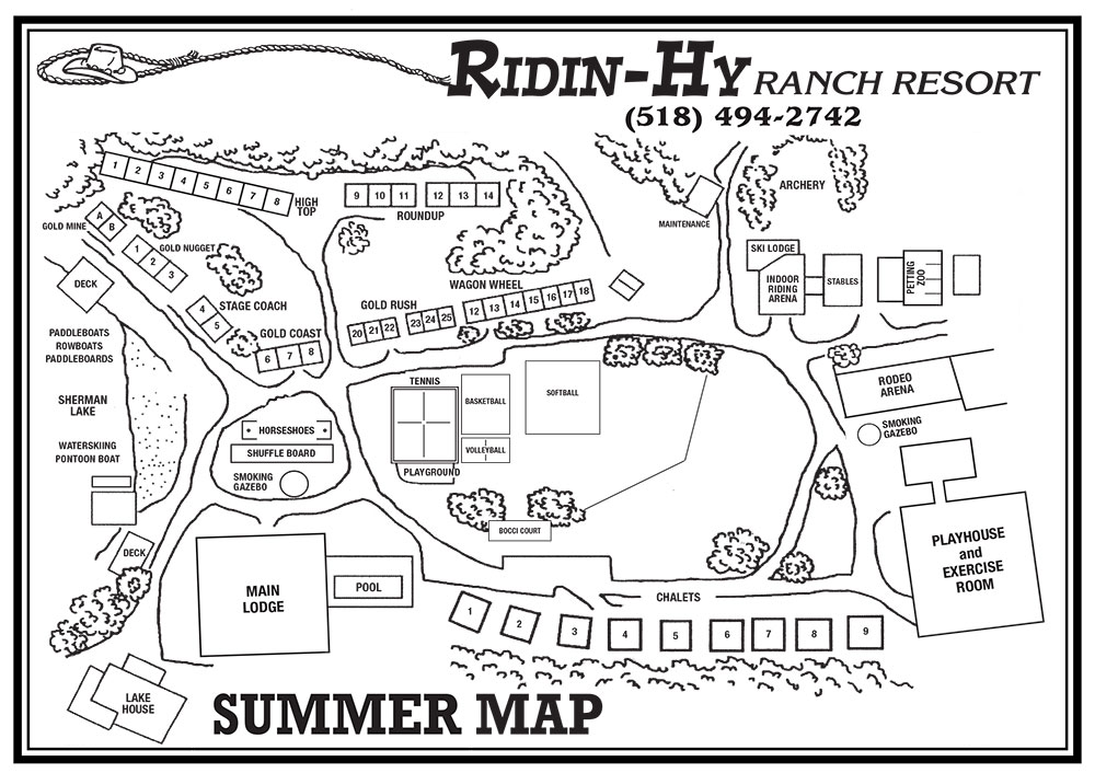 Ranch Maps